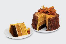 Autumn cake_©Sentient Flavors