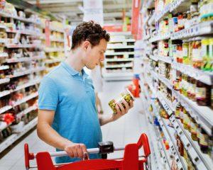 Einkaufen, Supermarkt