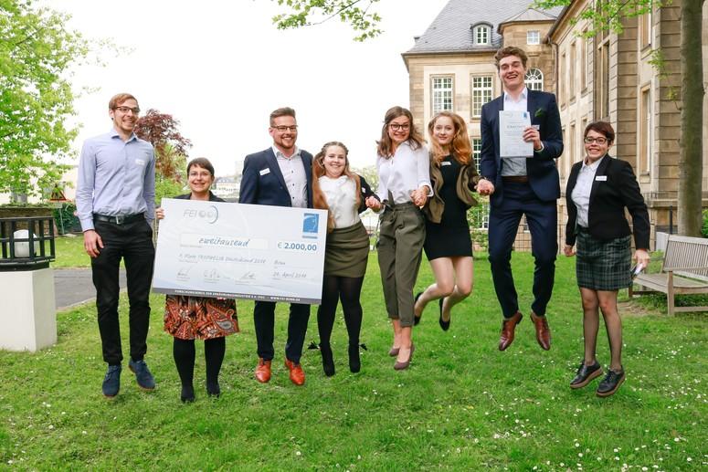 Ideenwettbewerb TROPHELIA Deutschland 2018