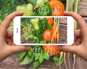 App, Handy, Kalorien