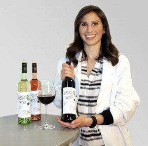 Lieblingswein zum Grillfest auftischen? Das empfiehlt Ashley Leon, Oenologin der Weinkellerei Peter Mertes.