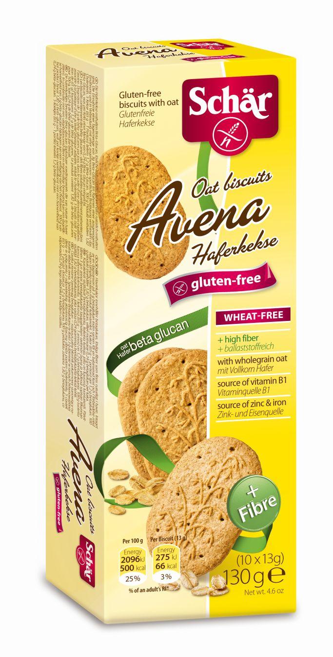Glutenfrei geneießn mit dem Avena Haferkeks von Schär