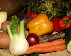 Gesunde Ernährung kann sehr lecker sein.