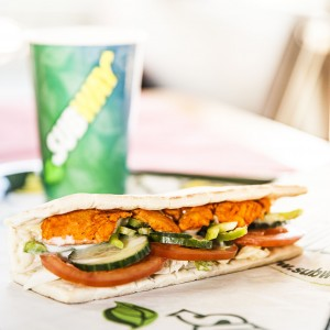Bei Subway weht ein Hauch von Indien: das neue Tandoori Chicken