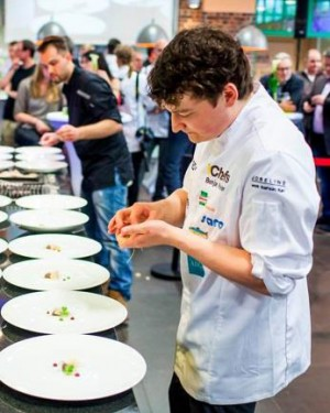 Benjamin Peifer Showcooking Bild 2