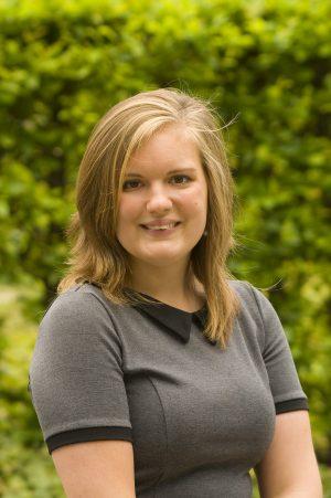 Bianca Maurer, Ernährungsmanagerin Diätetik bei der DZG