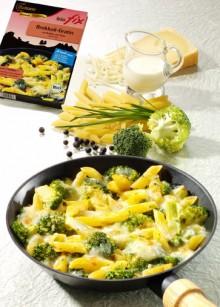 Brokkoli-Gratin mit Kaese