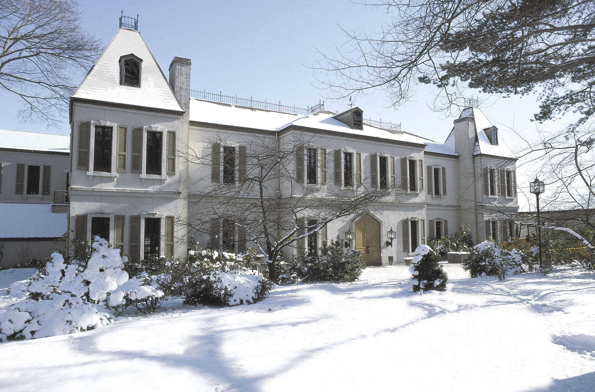 Chateau Ste. Michelle: Winter Wonderland