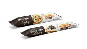 Neue im Kühlregal: glutenfreier Pizza- und Blätterteig von Croustipate