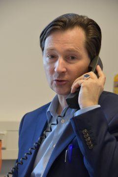 Sven-David Müller ist Buchautor