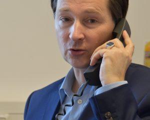 PhDr. Sven-David Müller (51) ist Bestsellerautor