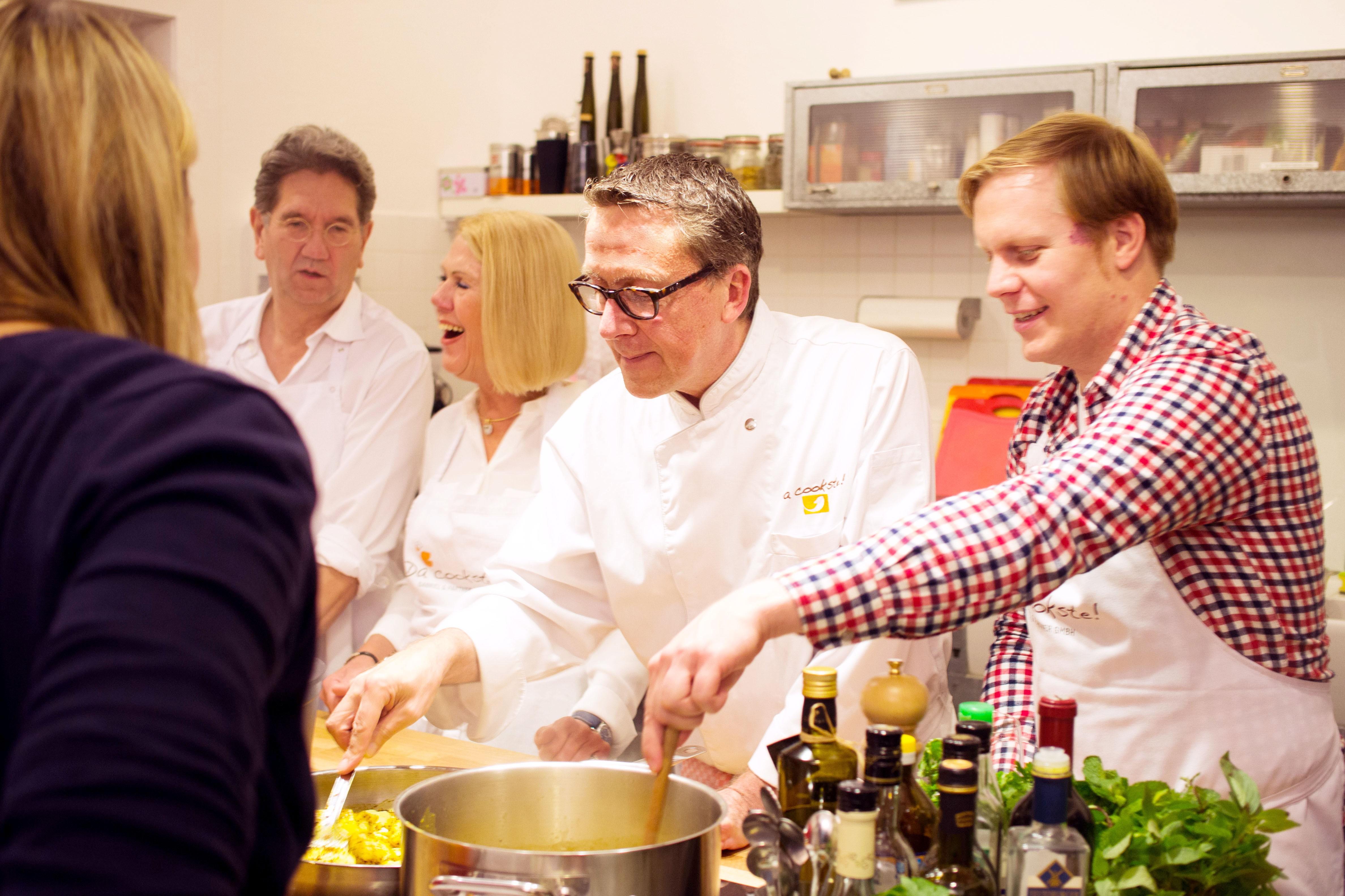 Excellence Kochschule DaCookste in Düsseldorf