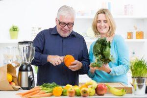Smoothies - Obst und Gemüse zubereiten