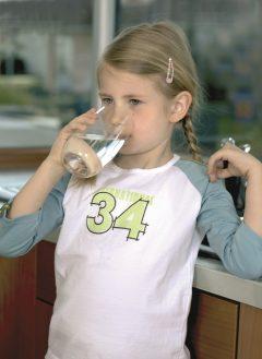 Durst stillen mit Trinkwasser