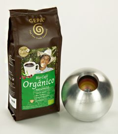 Café Orgánico der GEPA