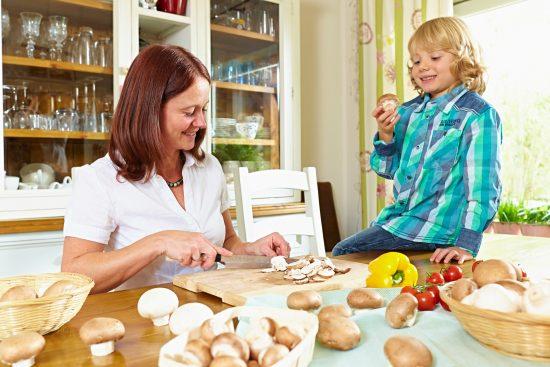 pilze hilfreich f r die leber food monitor. Black Bedroom Furniture Sets. Home Design Ideas