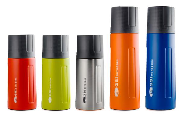 GSI Outdoors Glacier Stainless Vakuum-Isolierflaschen