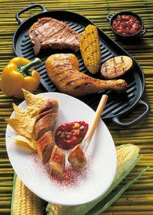 Grillteller ala Mexicana