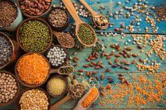 Vegetarische Variante der BZfE-Ernährungspyramide: jetzt noch flexibler einsetzbar