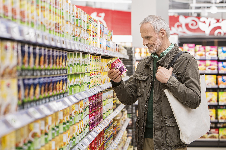 Lebensmittel aus Dosen bereichern den täglichen Speiseplan