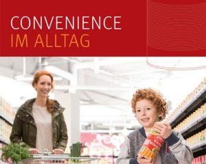 """Broschüre """"Convenience im Alltag"""""""