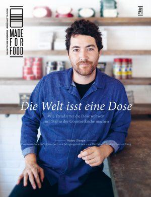 Made for Food: Das Magazin für die Lebensmitteldose