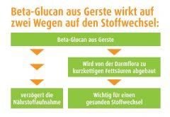 Infografik zu Beta-Glucan-Gerste