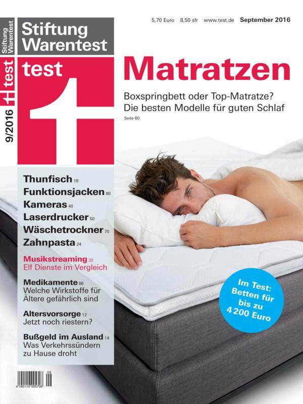 thunfisch im test schadstoff check fast immer bestanden. Black Bedroom Furniture Sets. Home Design Ideas