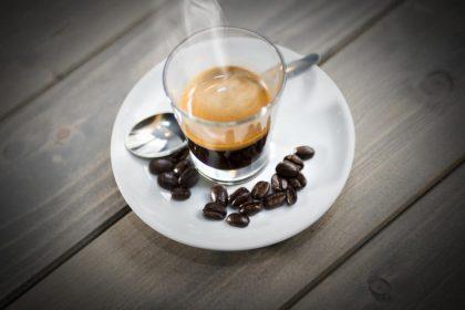 Espresso versus Kaffee