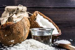 Kokosnuss (Kokosnussöl)