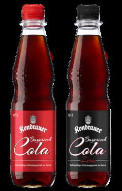 Kultpotenzial: Bayerisch Cola von Kondrauer