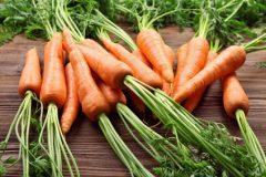 Möhrenallergie: auch gekocht ist das Gemüse nicht unbedingt verträglich