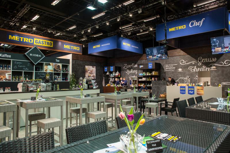 Outdoor Küche Metro : Internorga 2018: metro auf rund 480 quadratmetern erleben food monitor