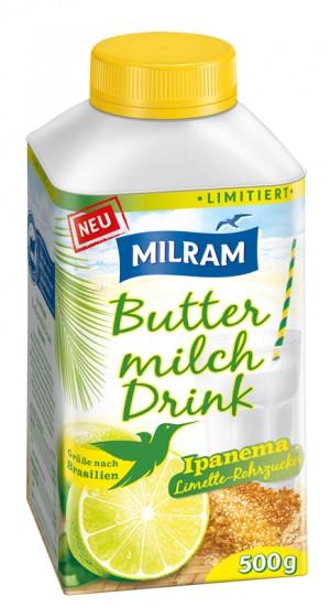 MILRAM Buttermilch Drink Ipanema