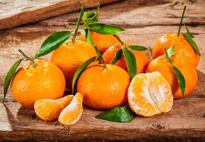 Pflanzenschutzmitteln in Zitrusfrüchten