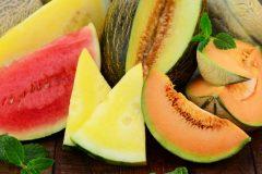 Aufgeschnittene Melonen mit Keimen belastet?