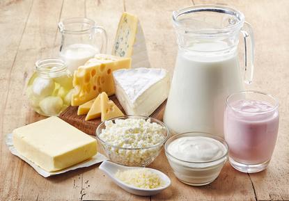 Laktonaut Milchprodukte