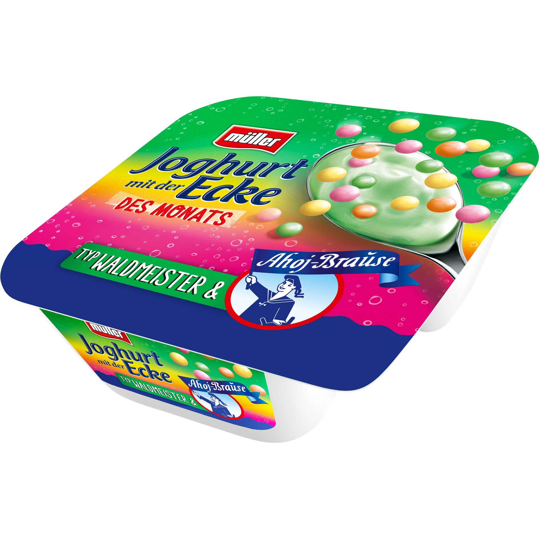 Geliebte Joghurt mit der Ecke des Monats: Jetzt wird's prickelnd mit Ahoj @VF_28