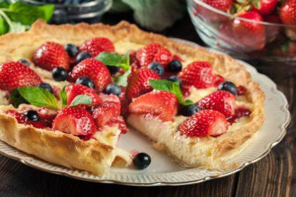 Obstkuchen Auf Vorrat Die Saison Nutzen Und Einfrieren Food Monitor