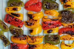 Tomaten-Paprika-Antipasti