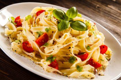 Pasta-Marathon