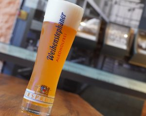 Alkoholfreies Bier liegt im Trend.