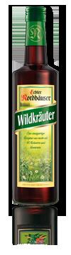 """Renaming des Kräuterlikörs """"Echter Nordhäuser Wildkräuter"""""""