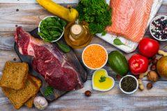 Proteine, Fisch, Fleisch