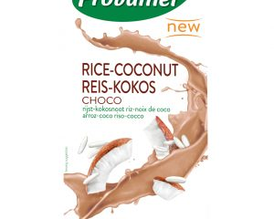 Provamel Drink Rice Coco Choco 1L edge front