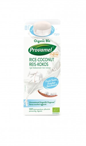 Provamel Reis-Kokosdrink frisch 750 ml front
