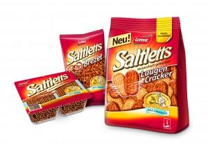 Saltletts Cracker