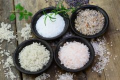 Weniger ist mehr: Salz ist gleich Salz – oder?