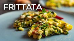 Kalte Gerichte für heiße Tage: Frittata, Carpaccio, Summer Rolls