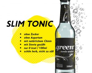 Green Tonic Water